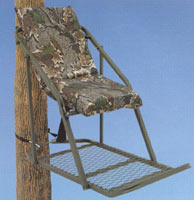 Chain on Tree Stand